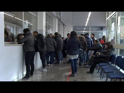 Avrupa'da işsizlik son 3 yılın en düşük seviyesinde