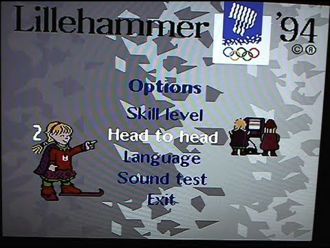winter olympic games - lillehammer '94 super nintendo rom