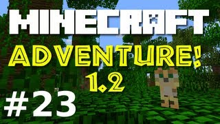 "Minecraft Adventure E23 ""I'm in the Lava!"" (Game-play/Commentary)"