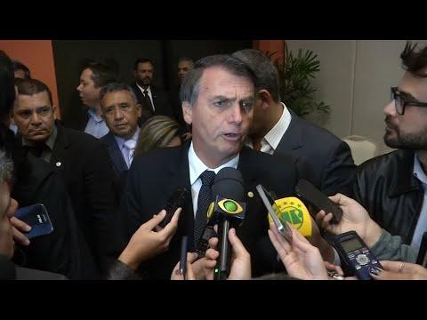Brasilien: Messerattacke gegen Wahl-Kandidat Bolsonar ...