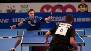 Table Tennis Highlights, Video - Men´s World Cup 2013 Highlights: Timo Boll vs Vladimir Samsonov (1/2 Final)