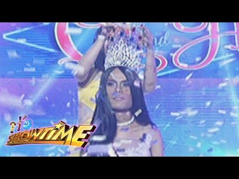 It's Showtime Miss Q & A: Marigona Dona Dragusha retains her title