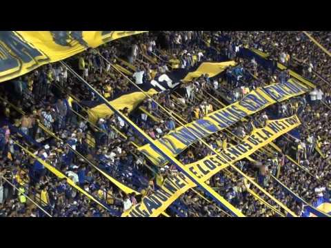 Boca Union 2016 / Lo empata la hinchada - La 12 - Boca Juniors