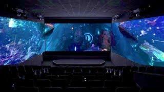 これはもうほぼ海の中!映画『アクアマン』スクリーンX特別映像