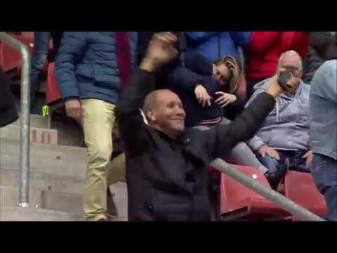 FC Utrecht - Roda JC Kerkrade in één minuut