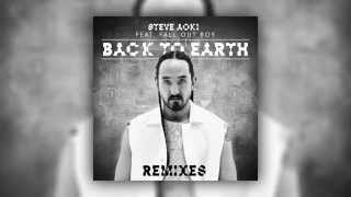 Thumbnail for Steve Aoki ft. Fall Out Boy — Back To Earth (Chainsmokers Remix)