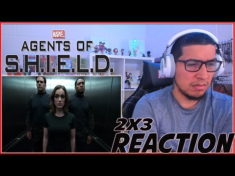 DONNIE GILL IS BACK   Agents of Shield 2x3 REACTION!!!   Season 2 Episode 3