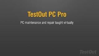 ✅ Testout Pc Pro Certification Exam Videos