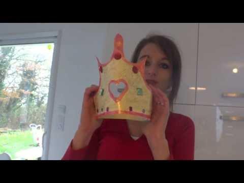 couronne de princesse a faire soi-même