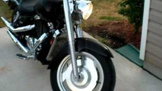 10. 2007 Honda Shadow Sabre 1100