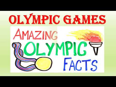 Olympic Games -  Amazing Facts