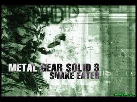 eater - 8-bit mix of the Snake Eater theme from Metal Gear Solid 3. This was made using the program