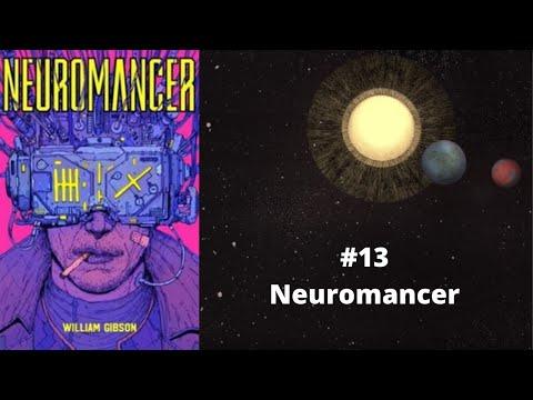 Diário de Anarres #13 Neuromancer (William Gibson) - RESENHA