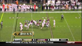 Dont'a Hightower vs Tennessee 2011