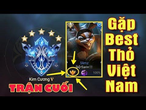 [Gcaothu] Trận cuối cùng lên Kc 4 gặp ngay best slimz top Việt Nam đánh cực hay - Thời lượng: 17:16.