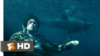 Nonton Unbroken  4 10  Movie Clip   Bullets Above  Sharks Below  2014  Hd Film Subtitle Indonesia Streaming Movie Download
