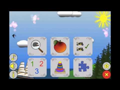 Video of Games for children