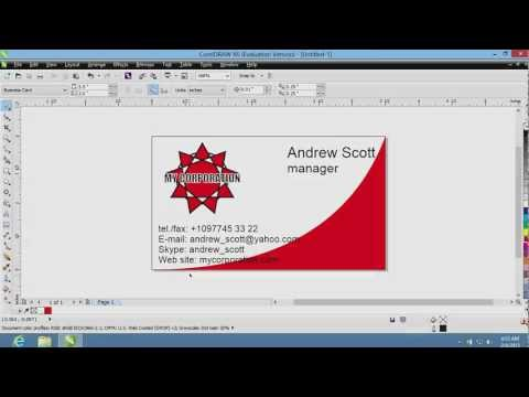 How to make visiting card in photoshop youtube how to make a full size of how to make visiting card in photoshop youtube reheart Image collections