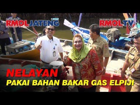 Pakai Bahan Bakar Gas Elpiji 3 Kg, Nelayan Bisa Hemat