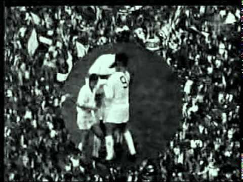 1971 Corinthians 3 x 3 Santos - Campeonato Paulist...