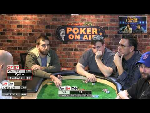 S2G2P4 RCP Rubber City Poker On Air Season 2   1 2 No Limit Cash Game
