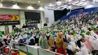 hong kong bersolawat bersama habib syech asegaf 19.3.2017#2