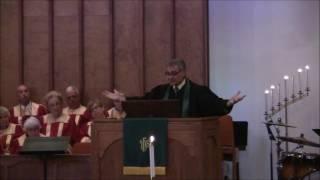 "Sermon: ""Wake Up Lord!""; Pastor Craig Wright, October 9, 2016"