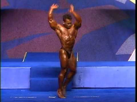 Ли Лабрада на Mr. Olympia 1993