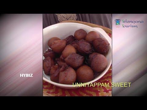 , Sweet Festival Hyderabad 2018 - Sandra from Kerala