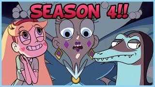 SEASON 4 CONFIRMED - Star vs the Forces of Evil News