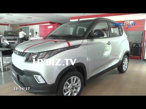 , Mahindra KUV100 Exterior Review