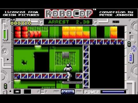 RoboCop Atari