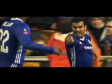 Wolves Vs Chelsea 0 2 Extended Highlights All Goals Fa Cup 1802 2017