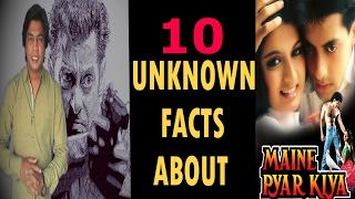Video 10 Interesting Facts I MAINE PYAR KIYA I Salman Khan & Bhagyasree MP3, 3GP, MP4, WEBM, AVI, FLV Desember 2018