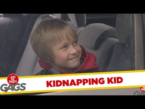 Troll Hài Hước 2015 - Kidnapping Kid Prank