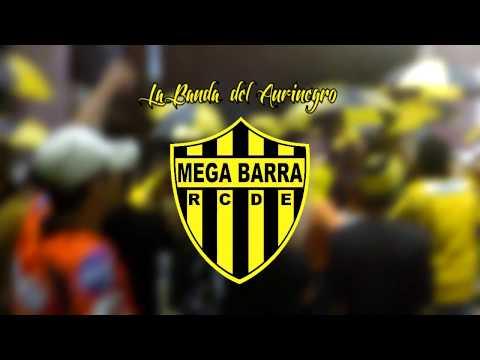 Previa y Entrada de la Mega Barra vs Motagua | REAL ESPAÑA - Mega Barra - Real España