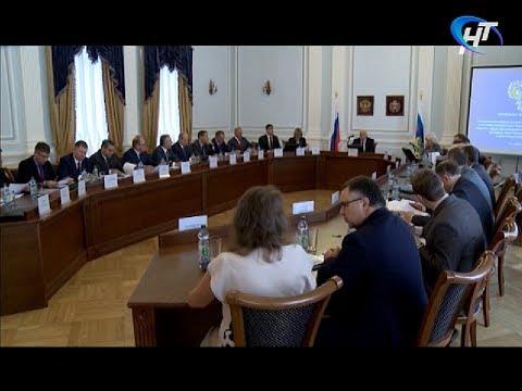 В Великом Новгороде прошло оперативное совещание по итогам работы органов прокуратуры Северо-Запада в первом полугодии