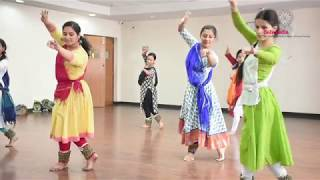 Kathak: Introduction to Lucknow and Jaipur Gharana