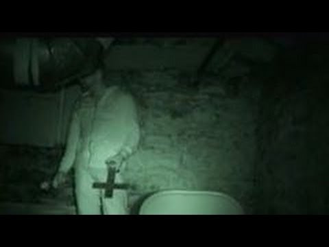 Real Ghost Attack Captured on Tape at the Haunted Sallie House