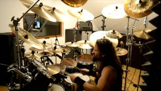 Video Luboš Pavlík - ClayFeeders (Ready to die) - drums solo (promo)