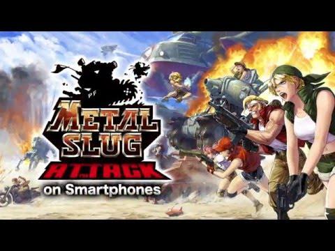 METAL SLUG ATTACK:GAME TRAILER(Google用)