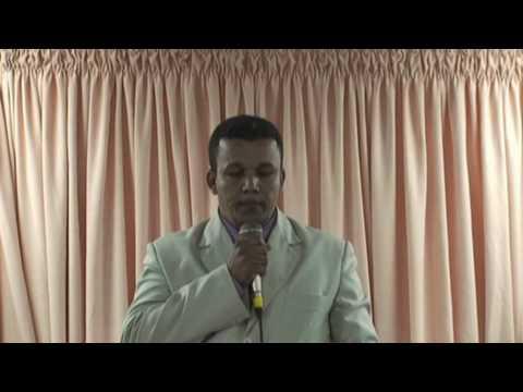Pregação Pastor Adonias  de Cachoeiro do Itapemirim em Água Santa-  parte 1