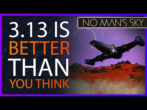 No Man's Sky Update Patch 3.13 Is Better Than You Think! Quicksilver, Player Bases   Next Generation