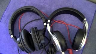 Video Audio Technica ATH-M50 VS Beats by Dre Beats Pro MP3, 3GP, MP4, WEBM, AVI, FLV Juli 2018
