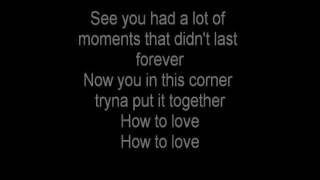 How To Love by Lil Wayne Lyrics