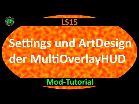 Multi Overlay Hud v2.0