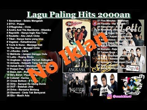 Kumpulan Lagu Pop Paling Populer Tahun 2000an