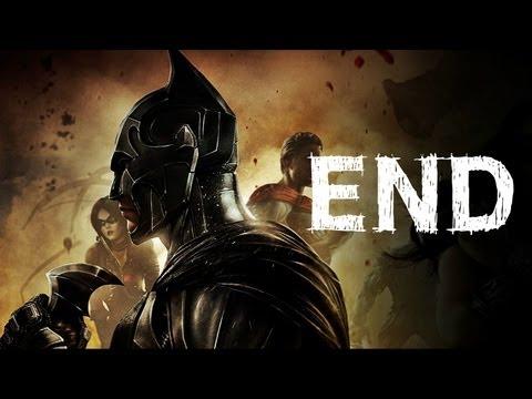 Injustice Gods Among Us Ending - Final Boss - Gameplay Walkthrough Part 15