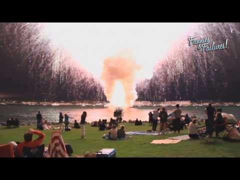 INSANE Fireworks FAIL Compilation 2012 & 2013