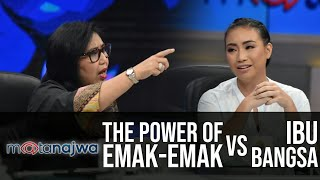 Video Mata Najwa - Satu atau Dua: The Power of Emak-Emak vs Ibu Bangsa (Part  5) MP3, 3GP, MP4, WEBM, AVI, FLV Desember 2018